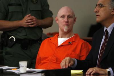 Utah firing squad executes convicted killer