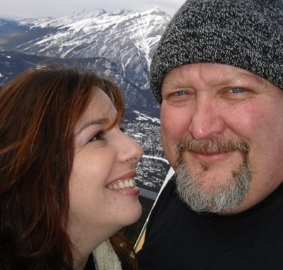Nate Phelps, shown here with fiancee Angela Feldstein, has broken with his father's church, Westboro Baptist Church of Topeka, Kan., which is best known for protesting the funerals of U.S. soldiers killed in action.
