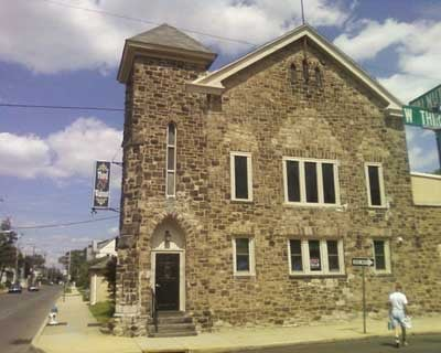 (RNS2-MARCH7) Third and Walnut, a church-turned-bar in Lansdale, Pa., is the site of the first ever Epic Fail Pastors Conference April 14-16. For use with RNS-PASTORS-FAIL, transmitted March 7, 2011. Religion News Service photo courtesy of J.R. Briggs.