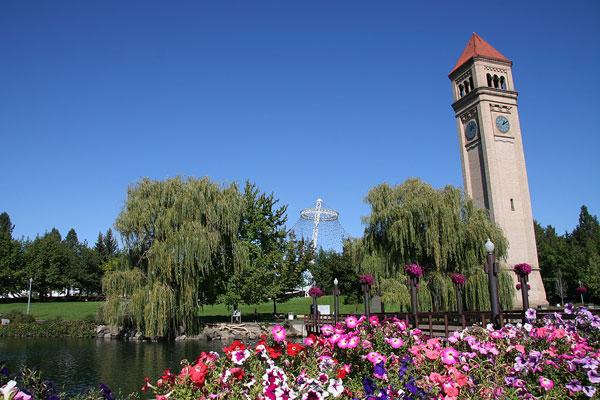 Spokane Clocktower