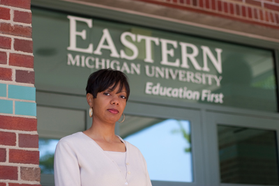 Julea Ward was dismissed from Eastern Michigan University after she declined to counsel a patient in a homosexual relationship as part of her counseling degree program.