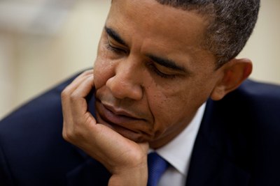 White House photo by Pete Souza.