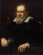 Galileo Galilei (seen here in a 1636 painting by Justus Sustermans) was condemned by the Roman Catholic Church in 1633 for supporting the theory that the sun was the center of the universe; the church formally apologized in 1992.