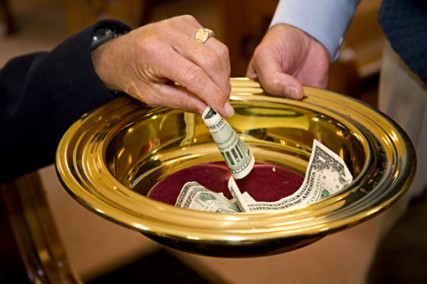 Nonprofit groups say President Obama's plan to limit tax deductions for charitable contributions could hurt giving to churches and other nonprofits.
