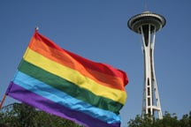 With its relatively low churchgoing population and social libertarianism, Washington may be the state where voters are most likely to approve gay marriage next month. But opponents say the early polls are deceptive.