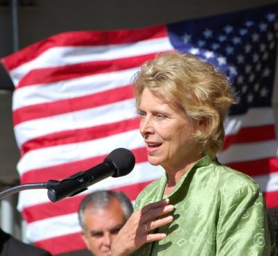Washington Gov. Christine Gregoire signed a bill making Washington the seventh state to legalize same-sex marriage.