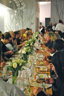 Big Table is a nonprofit organization that serves the city's restaurant and hospitality industry.