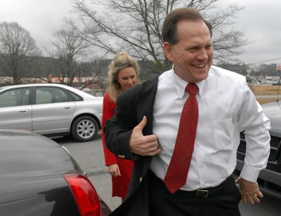 Roy Moore, forever known as Alabama's Ten Commandments judge, has been re-elected chief justice in a triumphant political resurrection after being ousted from that office nearly a decade ago. By Kim Chandler.