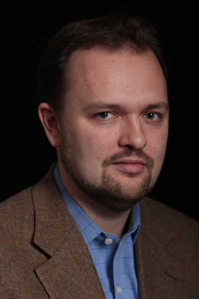 New York Times columnist Ross Douthat. Photo courtesy of Josh Haner/New York Times
