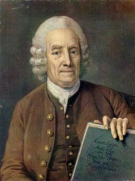 Philosopher and theologian Emanuel Swedenborg.