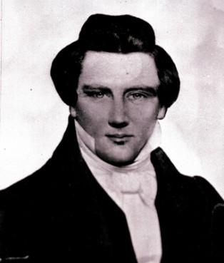 Joseph Smith, founder of the Mormon religion, was born in Vermont on Dec. 23,  1805.