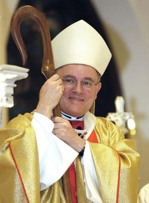 Philadelphia Archbishop Charles Chaput. Photo courtesy of Archdiocese of Philadelphia