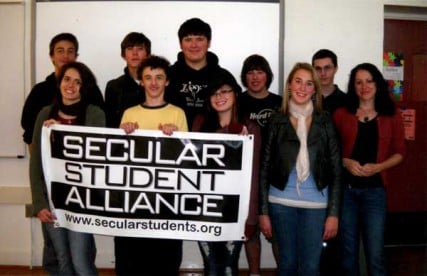 The Eureka High School Secular Student Alliance.