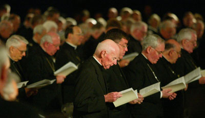 (RNS) U.S. Catholic bishops met in Dallas in 2002 to hammer out a set of reforms for the clergy sexual abuse crisis.