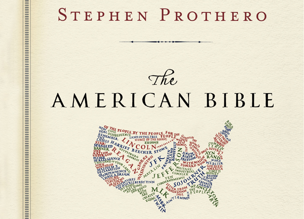 The American Bible Collects Texts That We People Love To Fight A