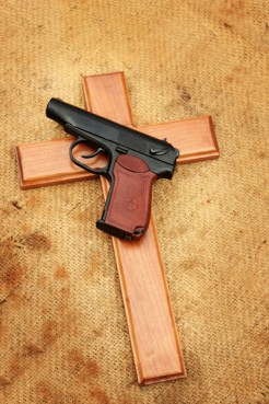 The president of Liberty University, an evangelical Christian college in Lynchburg, Va., urged students to carry concealed weapons.