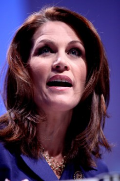 Rep. Michele Bachmann, R-Minn., speaks at the CPAC 2011 conference.