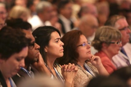 """The Pacific Union Conference, which includes California and four other Western states, voted 79 percent to 21 percent at a special session on Aug. 19 to """"approve ordinations to the gospel ministry without regard to gender."""""""