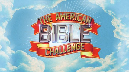 "The world's best-selling book has made it to the small screen in what is thought to be the first religiously themed game show on a secular network. ""The American Bible Challenge"" represents a bid to tap the religious market – particularly evangelicals."