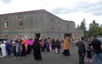 Portland, Ore.'s largest mosque, the Islamic Center of Portland, Masjed As-Saber, draws worshipers from all corners of the world as well as from the US. Many who pray there talk of a worsening political climate rooted in misunderstandings of Islam.