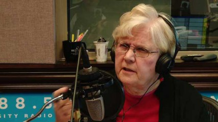 "Sister Maureen Fiedler hosts the public radio program ""Interfaith Voices."" She entered religious life 50 years ago, just before Vatican II got underway, and said the spirit of the three-year Vatican summit had a profound impact on how she viewed her calling."