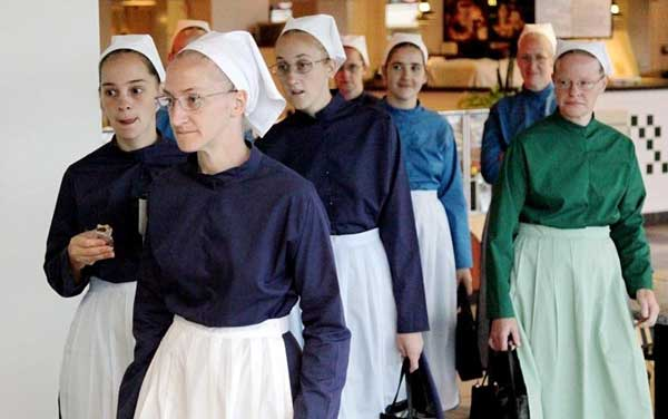 16 Amish found guilty of hate crimes in beard-cutting
