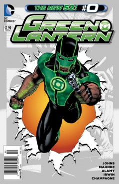 DC Comics introduces a new Muslim superhero with Green Lantern.