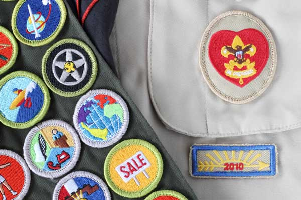For nearly a decade, hundreds of Boy Scouts have learned the virtues of the Ten Commandments on an annual hike to local churches, synagogues and mosques. But this year, Touro Synagogue says it's no longer willing to take part because the Scouts deny membership to gay troop leaders and gay adolescent Scouts. *Note: This image is not available to download.