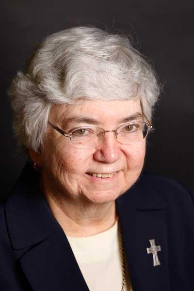 Sister Mary Ann Walsh, spokeswoman, U.S. Conference of Catholic Bishops. Photo courtesy Bob Roller, Catholic News Service