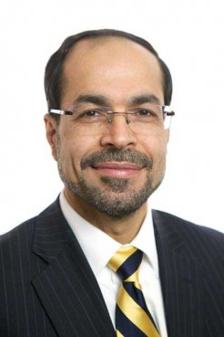 Nihad Awad, national executive director of the Council on American Islamic Relations.