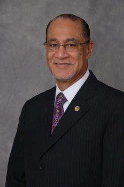 Rev. Carroll A. Baltimore Sr., president of the Progressive National Baptist Convention.