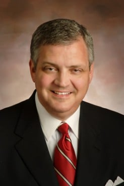 R. Albert Mohler, president of Southern Baptist Theological Seminary in Louisville, Ky. RNS photo courtesy SBTS