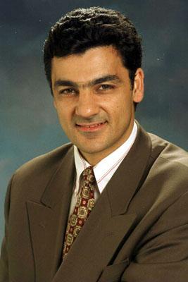 Salam Al-Marayati, president of the Muslim Public Affairs Council. Photo courtesy of  Salam Al-Marayati