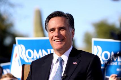 Romney Mormon