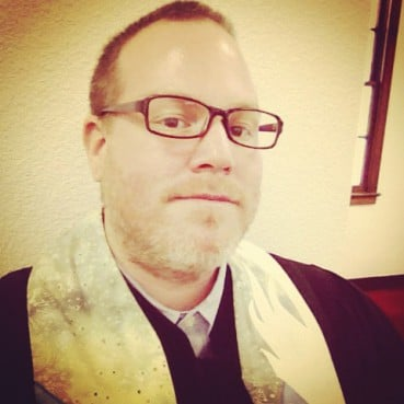 The Rev. Ryan Kemp-Pappan, a biracial minister who leads the only predominantly black Presbyterian Church (USA) congregation in Oklahoma, said he has wrestled with the idea of a white Jesus.