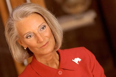 Anne Graham Lotz, daughter of the Rev. Billy Graham