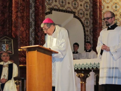 bishop denis madden