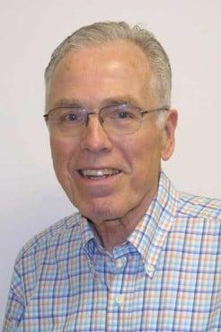 The Rev. Wayne Detzler