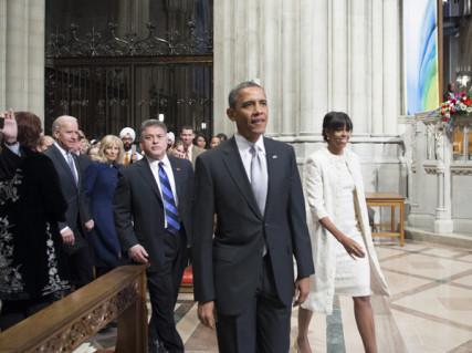 obama pray