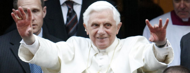 Special coverage: Pope Benedict XVI