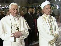 pope benedict sultanahmet 2