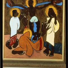 william johnson's jesus and the three marys