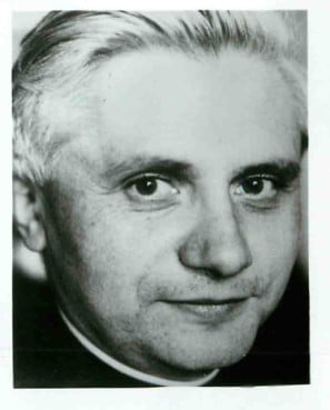 (1981) Cardinal Joseph Ratzinger, a leading theologian and archbishop of Munich, West Germany, has been named by Pope John Paul II to head the Vatican Congregation for Doctrine - the office charged with upholding orthodoxy.  RNS file photo.