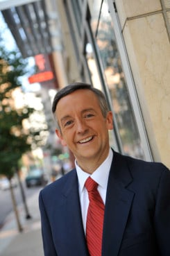 Senior pastor Robert Jeffress of First Baptist Church in Dallas.  RNS photo courtesy First Baptist Church in Dallas.