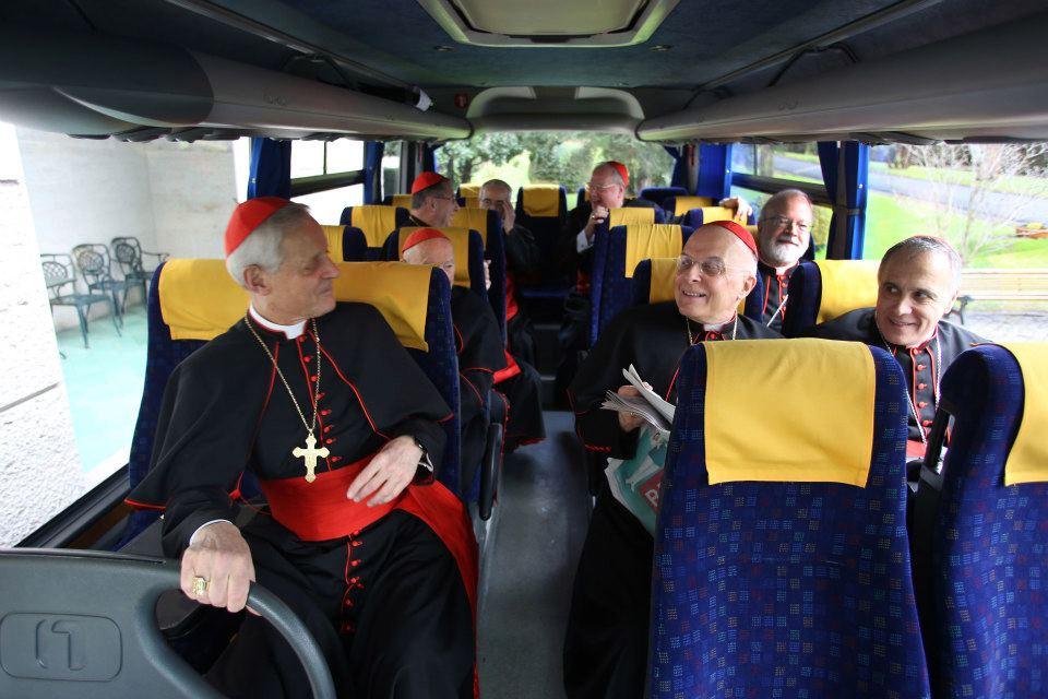 cardinals bus