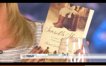 """Sensible Shoes"" gets a well-deserved plug on the Today Show."
