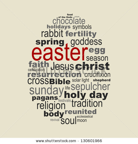 Predating meaning of easter