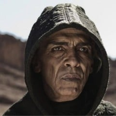 "Satan in the miniseries ""The Bible."" Photo courtesy of The History Channel."