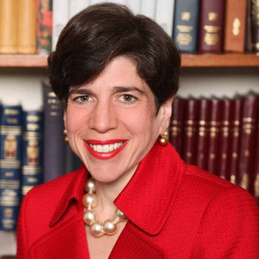 Rabbi Julie Schonfeld is executive vice president of the Rabbinical Assembly, the rabbinical arm of the Conservative Jewish movement. RNS photo courtesy Rabbi Julie Schonfeld