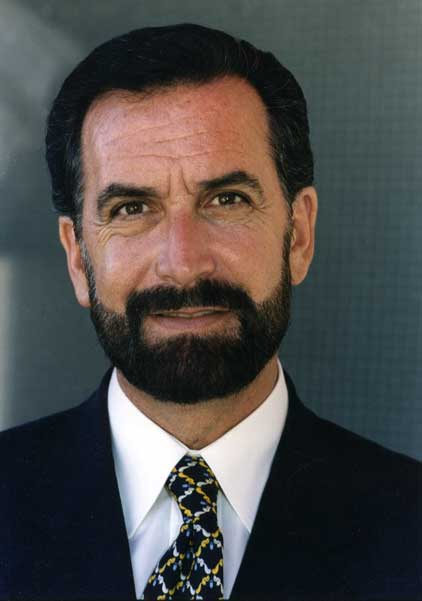 Rabbi David Rosen, the international director of interreligious affairs for the American Jewish Committee, is the Jewish member of the board of directors for the King Abdullah Center for Interreligious and Intercultural Dialogue. Photo courtesy Rabbi David Rosen